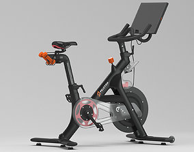 3D Peloton Bike Gym
