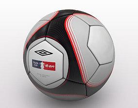 FA Cup Ball 2009 - Black 3D