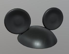 Mouse Ears 3D model