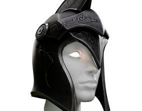 Helmet v5 3D asset