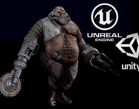 Apocalypse man 3D model
