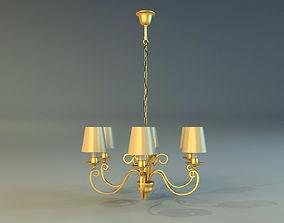 star 3D model Lamp
