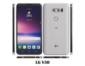 LG V30 3D model