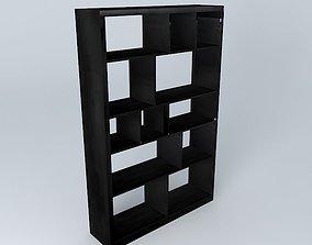 GOA shelf houses the world 3D