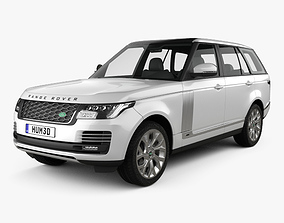 Land Rover Range Rover Autobiography 2018 3D