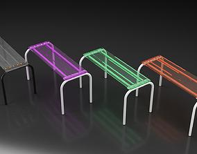 Design bench 3D