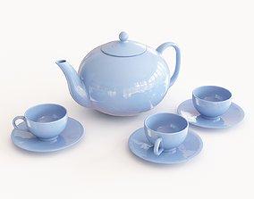 Teapot 02 3D model