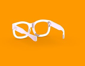 American Spectacles 3D-Printed Wearable Wayfarer