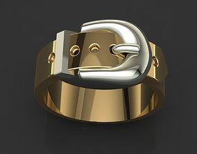 Belt ring 3D print model