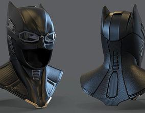 batman cowl tactical suit justice 3D printable model