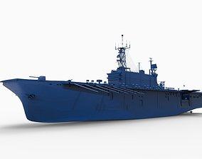 3D printable model USS Tarawa LHA-1