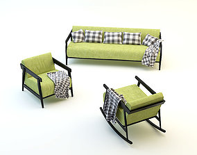 3D furniture collection 03
