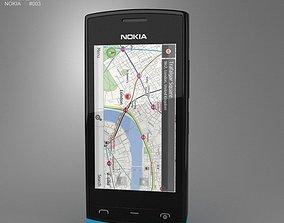 3D asset Nokia 500