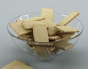 Biscuits 01 3D