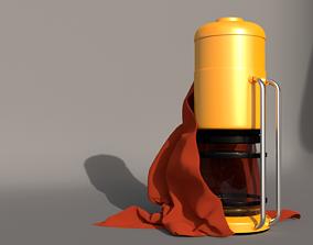 Coffeeboil 3D model