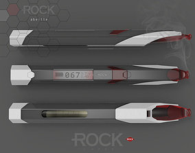 3D model Rock Vapor Abeille