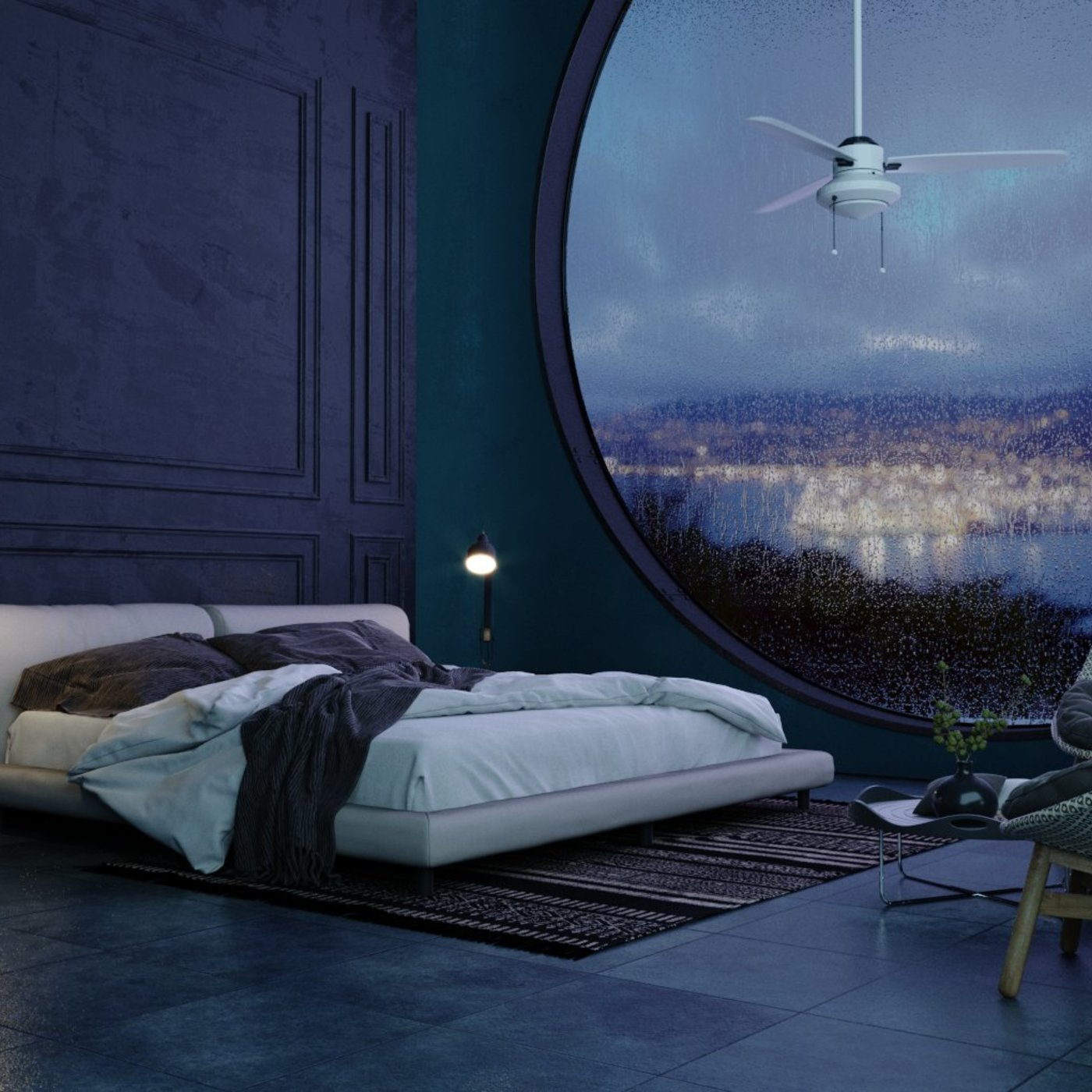 Interior 003 Bedroom