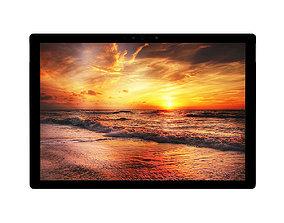Surface Tablet 3D model