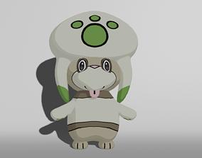 3D model Pokemon Smearpaw