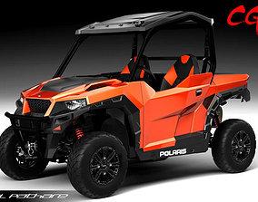 3D Polaris General EPS 100 ATV - 2017