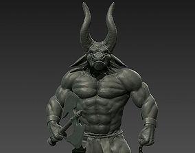 3D model Minotaur V2
