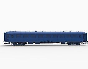 wagon mod3 3D print model