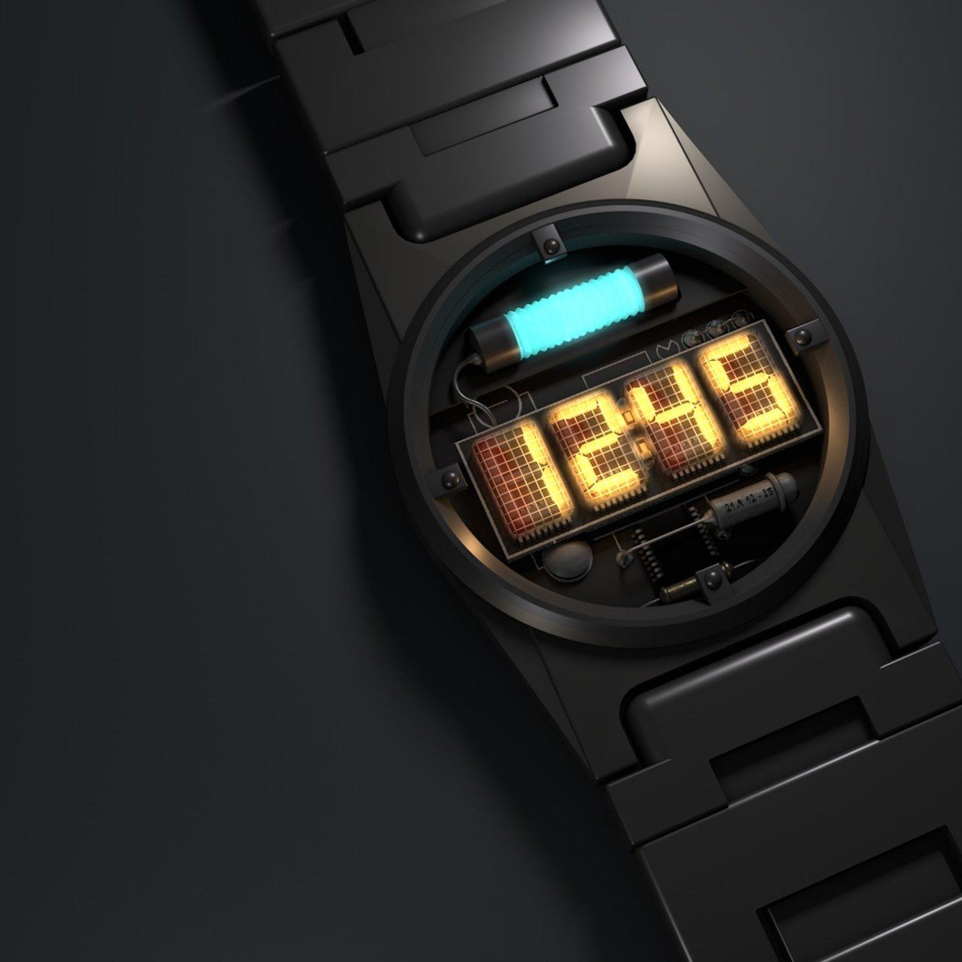 Часы \ Time