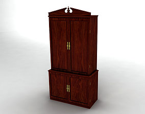 3D model Furniture - Armoire