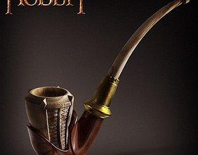 3D printable model Kilis Pipe from film The Hobbit