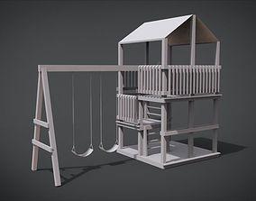 3D printable model PLAYGROUND Set 1