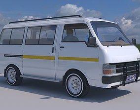 3D Minibus Taxi SA