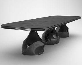 Black Eric Schmitt Table 3D