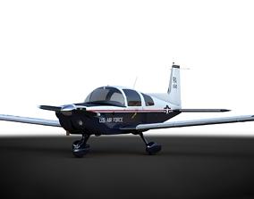 3D model Grumman Cheetah Air Force