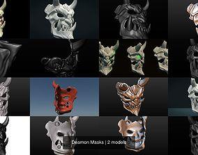 Deamon Masks 3D