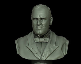 William McKinley 3D printable model william