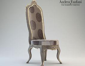 3D model Antonio Fanfani Chair