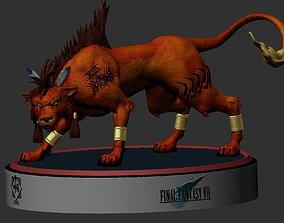 RED XII - Final Fantasy VII 3D printable model