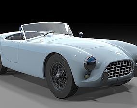 AC Ace 1957 BRISTOL 3D model