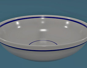 bowl Decorative 04 3D