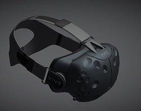 HTC Vive Headset 3D model