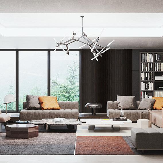 Diseño interior proyecto 01