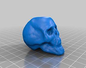 Small Skull 3D print model