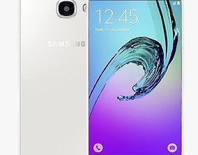 Samsung Galaxy A5 2016 White 3D nokia