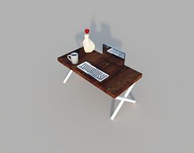 3D printable model Office desk
