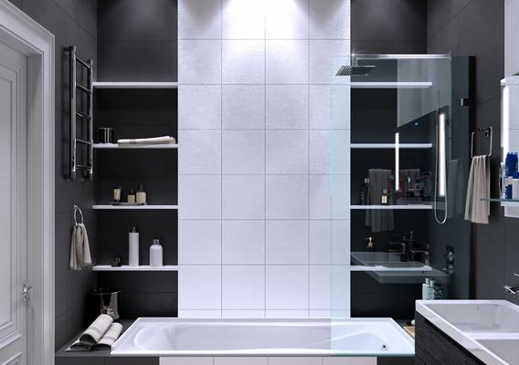 Bathroom visualization