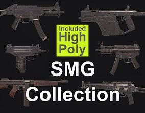 3D Weapon - Gun - Scope - Huge Bundle of Guns and