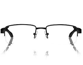 3D print model wear magnify Eyeglasses for Men and Women