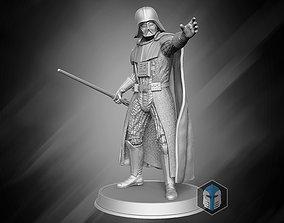 Darth Vader Figurine - Merciless 3D printable model
