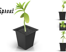 3D model Sprout 4