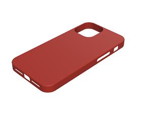 gadgets 3D printable model iPhone 12 Mini Case